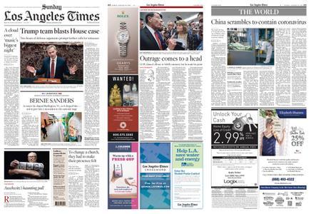 Los Angeles Times – January 26, 2020