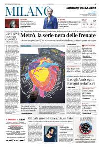 Corriere della Sera Milano – 16 novembre 2018