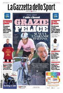 La Gazzetta dello Sport – 17 agosto 2019