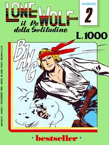 Best Seller - Lone Wolf - Volume 2 / AvaxHome