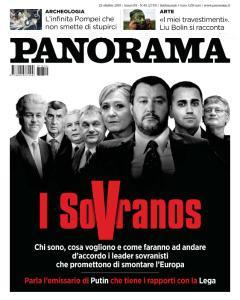 Panorama Italia N.45 - 25 Ottobre 2018