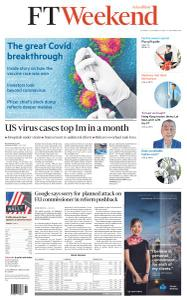 Financial Times Asia - November 14, 2020
