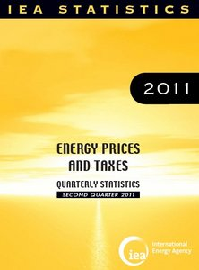 Energy Prices and Taxes, Volume 2011 Issue 2