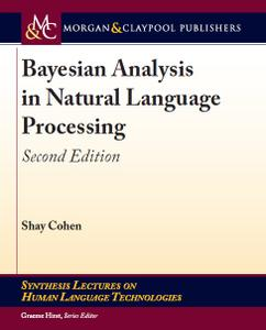 Bayesian Analysis in Natural Language Processing, Second Edition