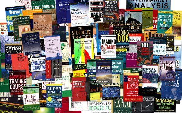 Trading & Investing Book Collection