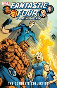Fantastic Four by Jonathan Hickman