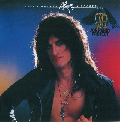 The Joe Perry Project - Let the Music Do the Talking (1980)