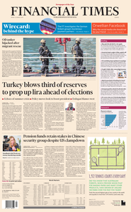 Financial Times Europe – 29 March 2019