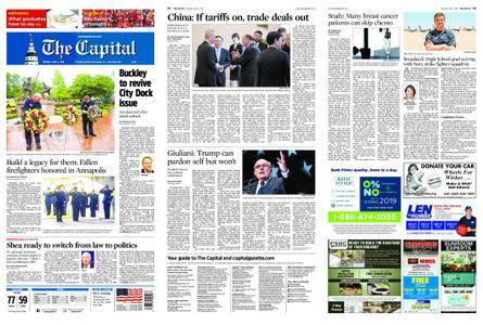 The Capital – June 04, 2018