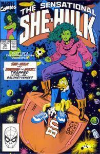 Sensational She-Hulk 1989 014