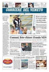 Corriere del Veneto Padova e Rovigo - 13 Maggio 2018