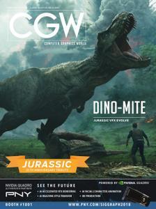 Computer Graphics World - Edition 3, 2018
