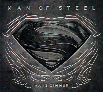 Hans Zimmer - Man Of Steel: Original Motion Picture Soundtrack (2013) 2CD Limited Deluxe Edition [Re-Up]