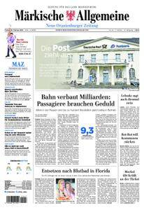 Neue Oranienburger Zeitung - 16. Februar 2018