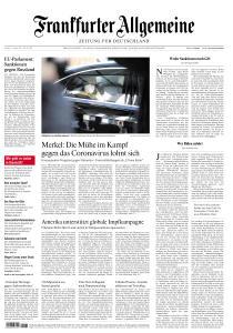 Frankfurter Allgemeine Zeitung - 22 Januar 2021