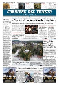 Corriere del Veneto Padova e Rovigo – 11 dicembre 2018