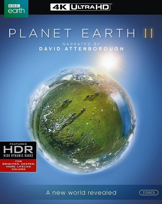Planet Earth II 4K (TV) (2016)