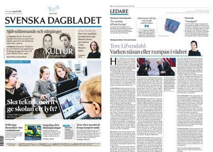 Svenska Dagbladet – 01 april 2018