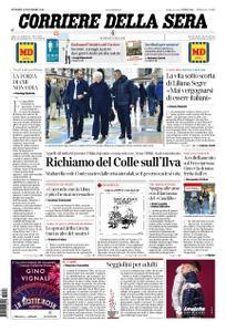 Corriere della Sera – 08 novembre 2019