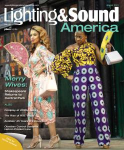 Lighting & Sound America - August 2021