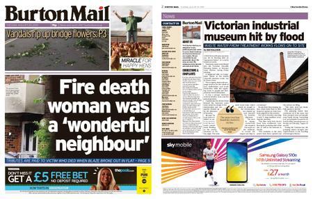 Burton Mail – August 20, 2019