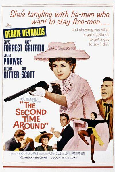 The Second Time Around (1961)