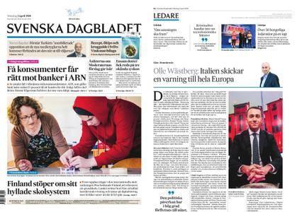 Svenska Dagbladet – 02 april 2018