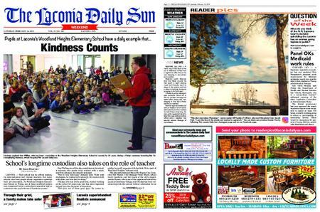The Laconia Daily Sun – February 16, 2019