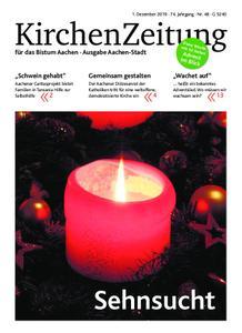 KirchenZeitung für das Bistum Aachen – 01. Dezember 2019