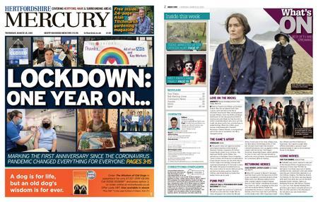 Hertfordshire Mercury – March 25, 2021