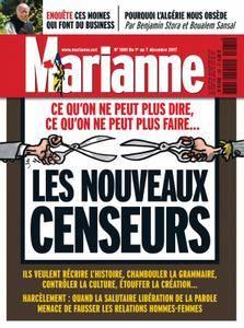 Marianne - 01 décembre 2017