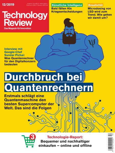 Technology Review - Dezember 2019