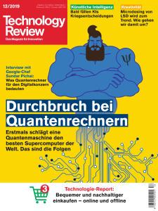 Technology Review - Dezember 2019