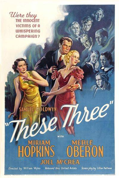 These Three (1936)
