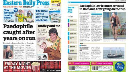 Eastern Daily Press – August 11, 2018