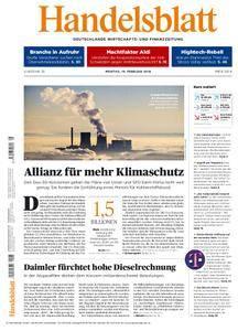 Handelsblatt - 19. Februar 2018