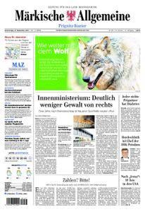 Märkische Allgemeine Prignitz Kurier - 14. September 2017