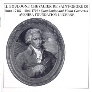 Joseph Boulogne, Chevalier de Saint-Georges - Symphonies and Violin Concertos (Repost)