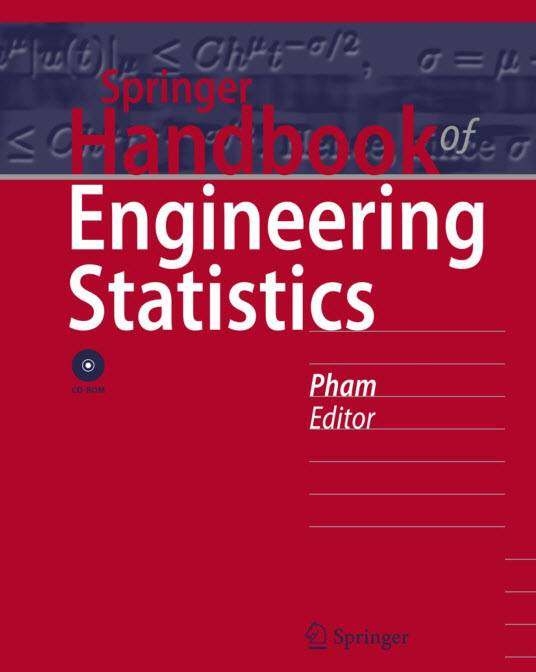 Springer Handbook of Engineering Statistics (Repost)