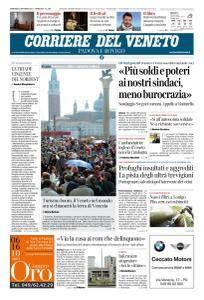 Corriere del Veneto Padova e Rovigo - 10 Ottobre 2017