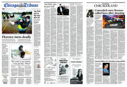 Chicago Tribune – September 15, 2018