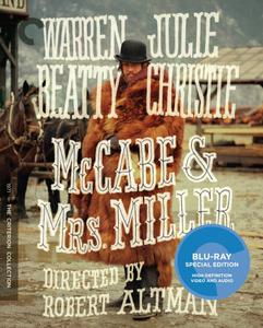 McCabe & Mrs. Miller (1971) + Extras [The Criterion Collection]