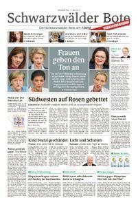 Schwarzwälder Bote Hechingen - 17. Mai 2018