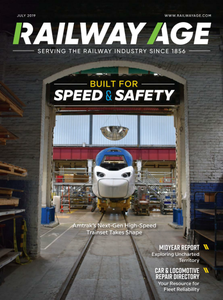 Railway Age - July 2019