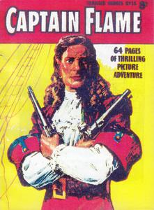 Thriller Picture Library 013 - Captain Flame