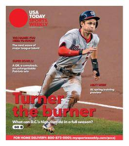USA Today Sports Weekly - February 8, 2017