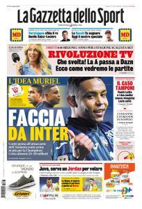 La Gazzetta dello Sport Cagliari - 27 Marzo 2021