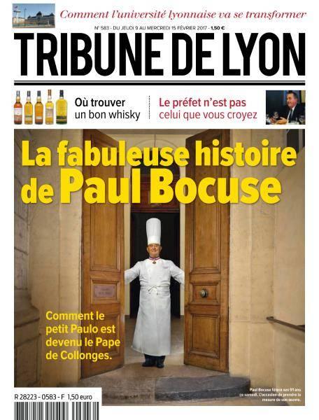 Tribune de Lyon - 9 au 15 Février 2017