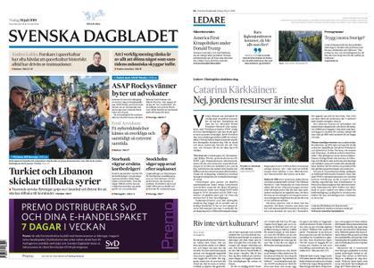 Svenska Dagbladet – 30 juli 2019