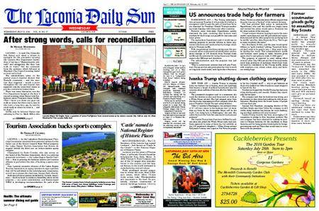 The Laconia Daily Sun – July 25, 2018